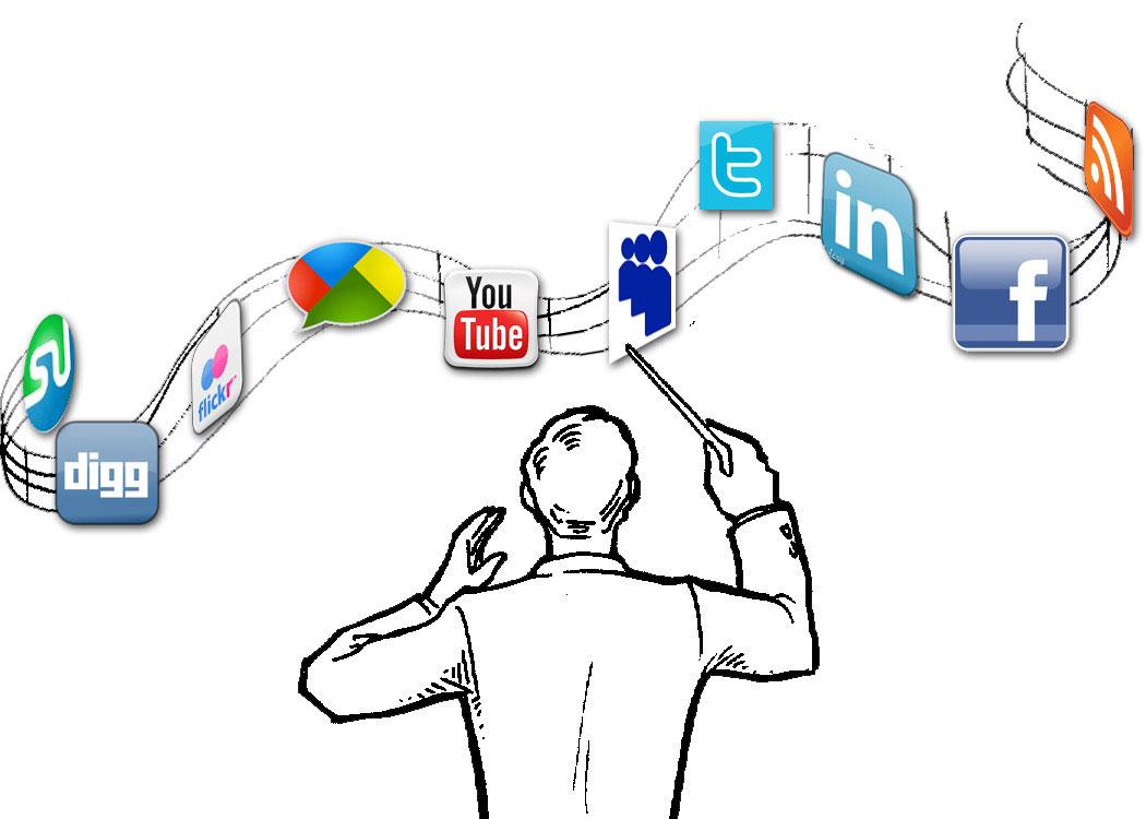 Aspirationn'elle - Social Media Manager - Chef d'orchestre des réseaux sociaux