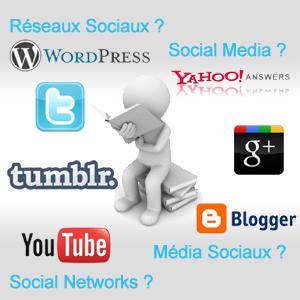 Aspirationn'elle - Community Manager Autoentrepreneur Lille - Présentation et définition des resaux sociaux et medias sociaux