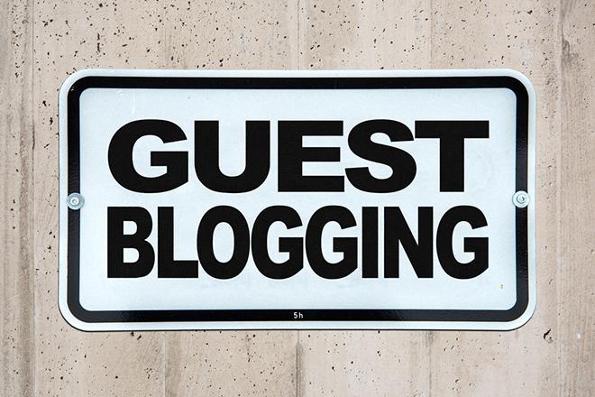 Guest blogging pour écrire vos articles de blog - Aspirationn'elle