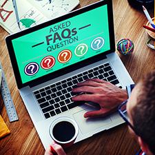Poser des questions à votre communauté FAQ Aspirationn'elle